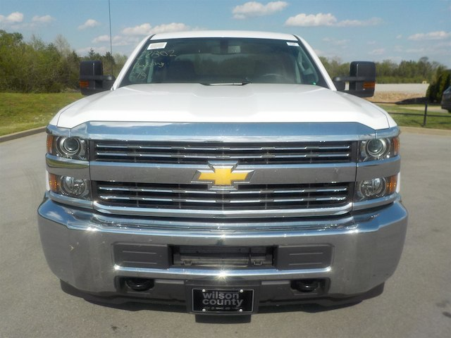 2018 Silverado 2500 Crew Cab 4x4,  Reading Service Body #18T384 - photo 3