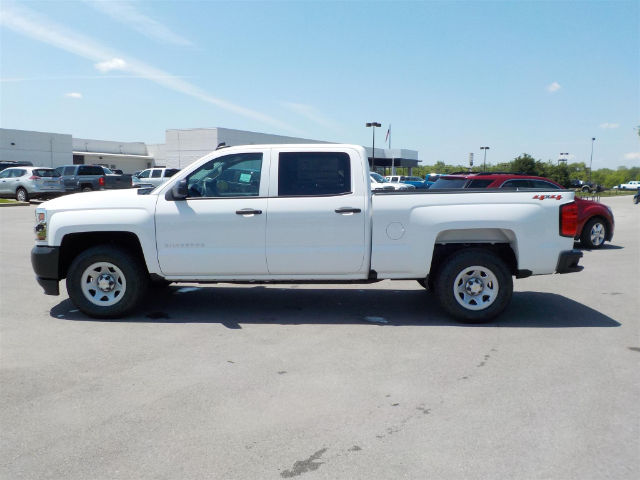 2018 Silverado 1500 Crew Cab 4x4, Pickup #18T394 - photo 4