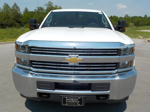 2018 Silverado 2500 Regular Cab 4x4,  Reading Service Body #18T414 - photo 3