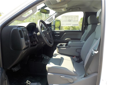 2018 Silverado 2500 Regular Cab 4x4,  Reading SL Service Body #18T414 - photo 25