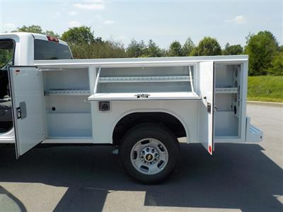 2018 Silverado 2500 Regular Cab 4x4,  Reading SL Service Body #18T414 - photo 29