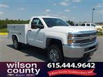 2018 Silverado 2500 Regular Cab 4x4,  Reading SL Service Body #18T414 - photo 1