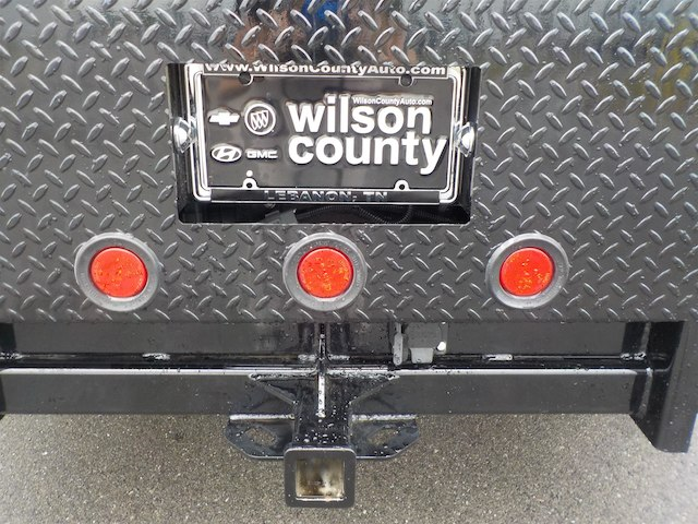 2018 Silverado 3500 Regular Cab DRW 4x2,  Reading Platform Body #18T436 - photo 30