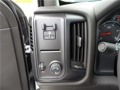 2018 Silverado 3500 Regular Cab DRW 4x2,  Reading Redi-Dek Platform Body #18T436 - photo 14