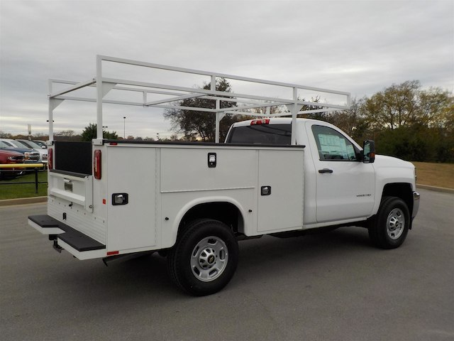 2018 Silverado 2500 Regular Cab 4x4,  Knapheide Standard Service Body #18T463 - photo 2