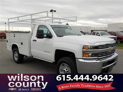 2018 Silverado 2500 Regular Cab 4x4,  Knapheide Standard Service Body #18T463 - photo 1