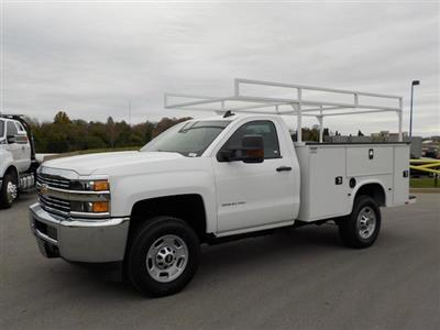 2018 Silverado 2500 Regular Cab 4x4,  Knapheide Standard Service Body #18T463 - photo 4