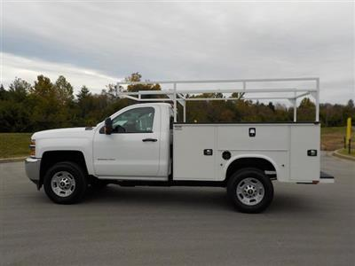 2018 Silverado 2500 Regular Cab 4x4,  Knapheide Standard Service Body #18T463 - photo 5