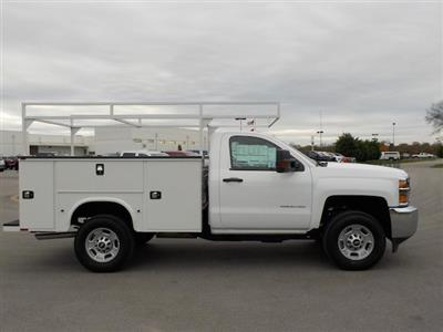 2018 Silverado 2500 Regular Cab 4x4,  Knapheide Standard Service Body #18T463 - photo 8