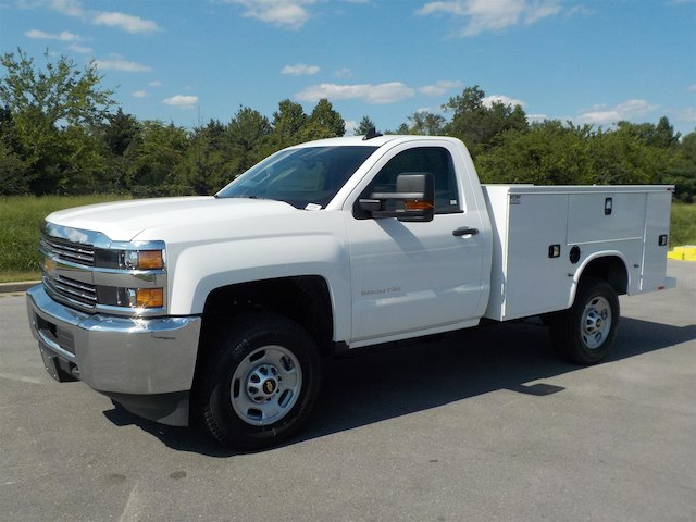 2018 Silverado 2500 Regular Cab 4x4,  Knapheide Service Body #18T508 - photo 4