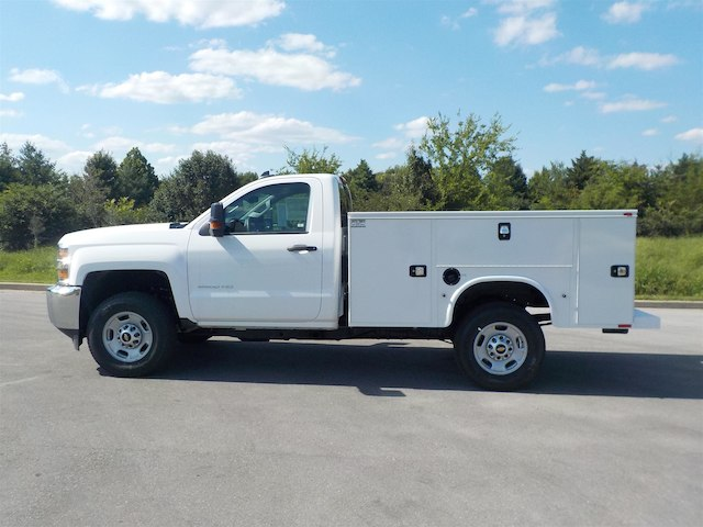 2018 Silverado 2500 Regular Cab 4x4,  Knapheide Service Body #18T508 - photo 5