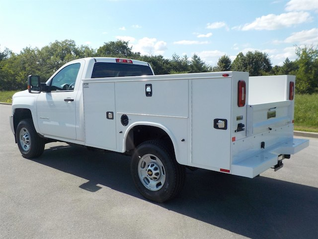 2018 Silverado 2500 Regular Cab 4x4,  Knapheide Service Body #18T508 - photo 6