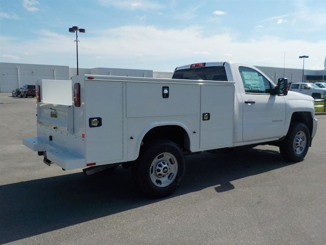 2018 Silverado 2500 Regular Cab 4x4,  Knapheide Service Body #18T508 - photo 2