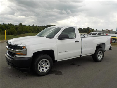 2018 Silverado 1500 Regular Cab 4x2,  Pickup #18T528 - photo 4
