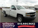 2018 Silverado 1500 Regular Cab 4x2,  Pickup #18T536 - photo 1