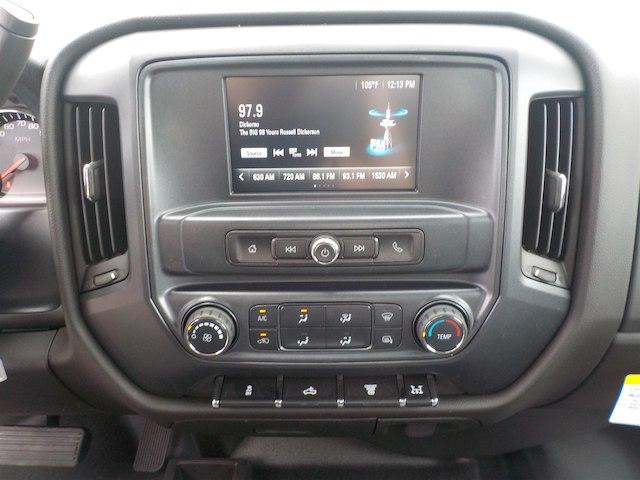 2018 Silverado 3500 Crew Cab DRW 4x4,  Reading Platform Body #18T565 - photo 18