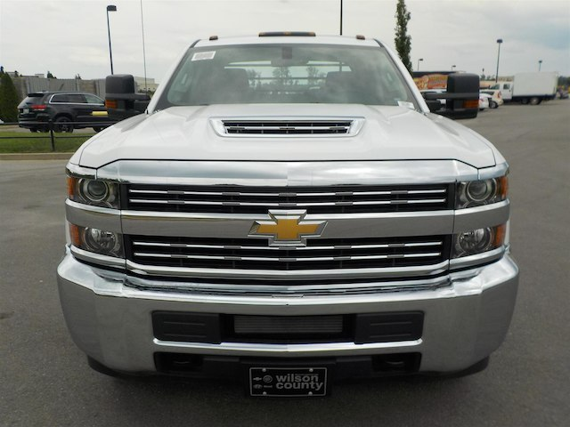 2018 Silverado 3500 Crew Cab DRW 4x4,  Reading Platform Body #18T565 - photo 3