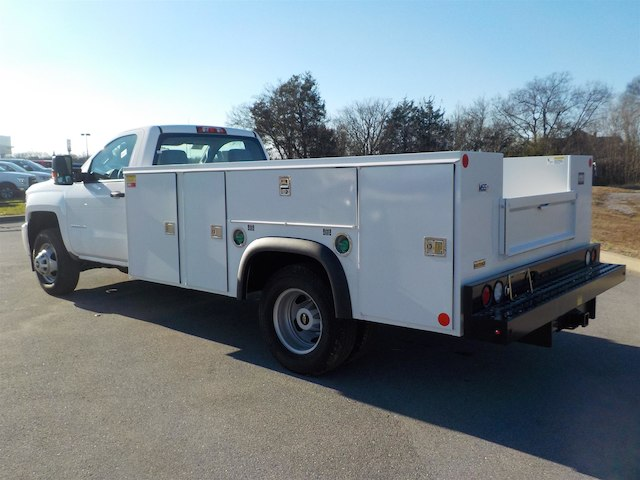 2018 Silverado 3500 Regular Cab DRW 4x4,  Monroe Service Body #18T614 - photo 6
