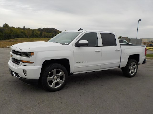 2018 Silverado 1500 Crew Cab 4x4,  Pickup #18T617 - photo 4