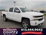 2018 Silverado 1500 Crew Cab 4x4,  Pickup #18T617 - photo 1