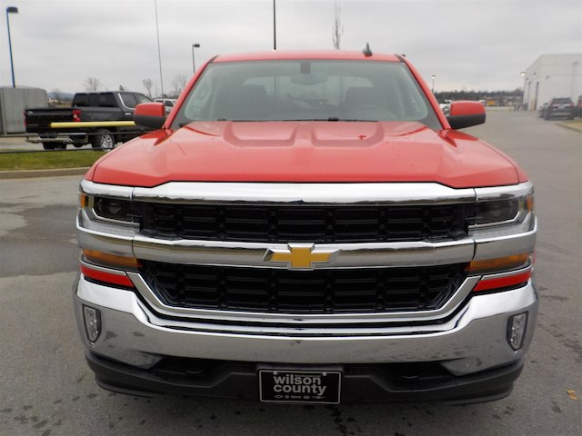 2018 Silverado 1500 Crew Cab 4x4,  Pickup #18T673 - photo 3