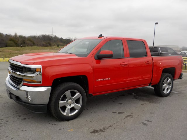 2018 Silverado 1500 Crew Cab 4x4,  Pickup #18T673 - photo 4