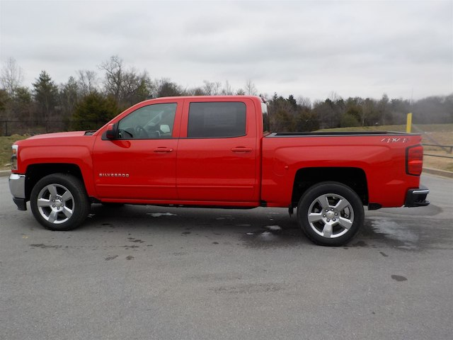 2018 Silverado 1500 Crew Cab 4x4,  Pickup #18T673 - photo 5