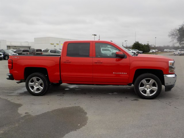 2018 Silverado 1500 Crew Cab 4x4,  Pickup #18T673 - photo 8