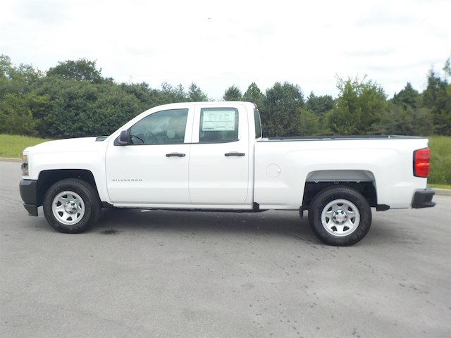 2019 Silverado 1500 Double Cab 4x2,  Pickup #19T010 - photo 5