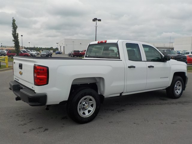 2019 Silverado 1500 Double Cab 4x2,  Pickup #19T010 - photo 2