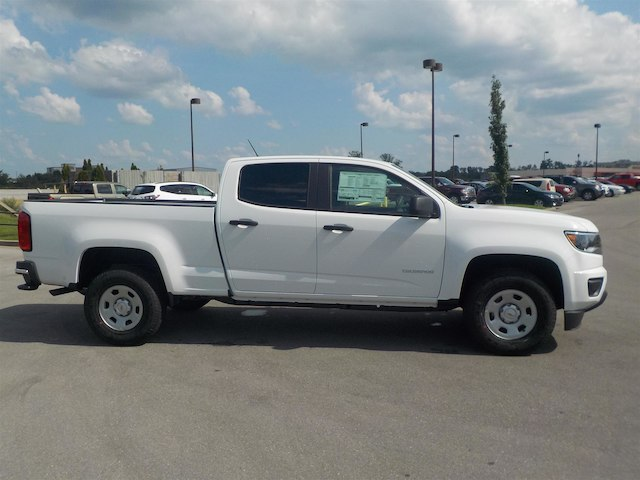 2019 Colorado Crew Cab 4x2,  Pickup #19T036 - photo 8