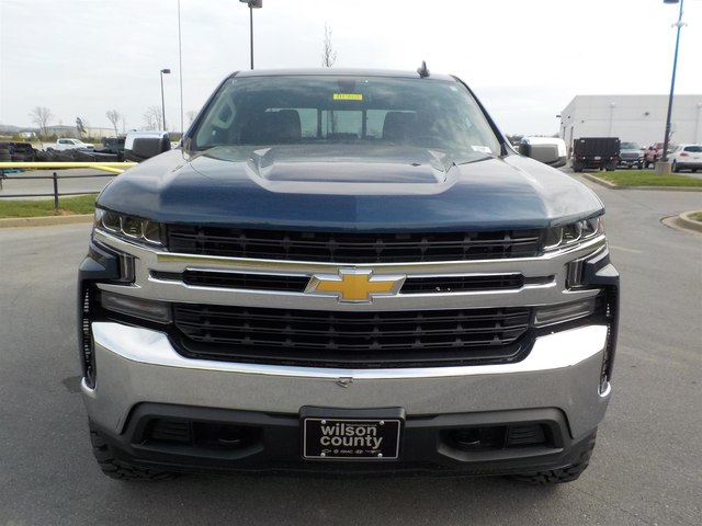 2019 Silverado 1500 Crew Cab 4x4,  Pickup #19T098 - photo 3