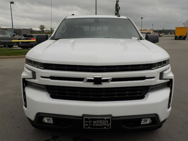 2019 Silverado 1500 Crew Cab 4x4,  Pickup #19T099 - photo 3
