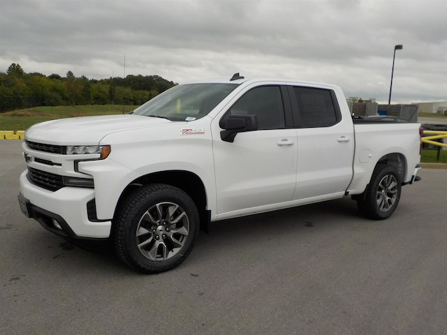 2019 Silverado 1500 Crew Cab 4x4,  Pickup #19T099 - photo 4