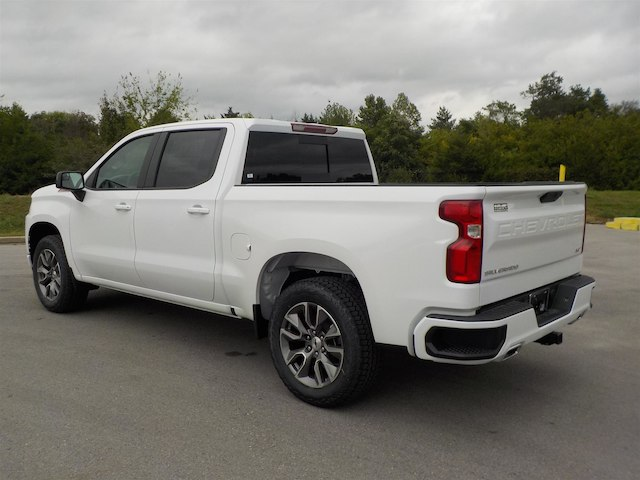 2019 Silverado 1500 Crew Cab 4x4,  Pickup #19T099 - photo 6