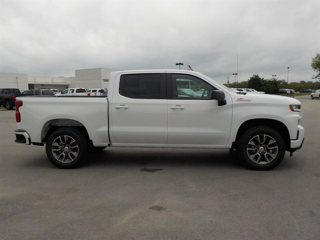 2019 Silverado 1500 Crew Cab 4x4,  Pickup #19T099 - photo 8