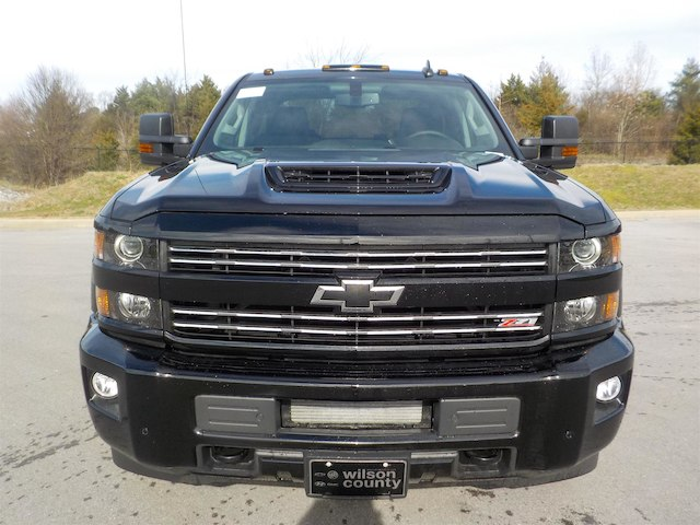 2019 Silverado 2500 Crew Cab 4x4,  Pickup #19T120 - photo 3