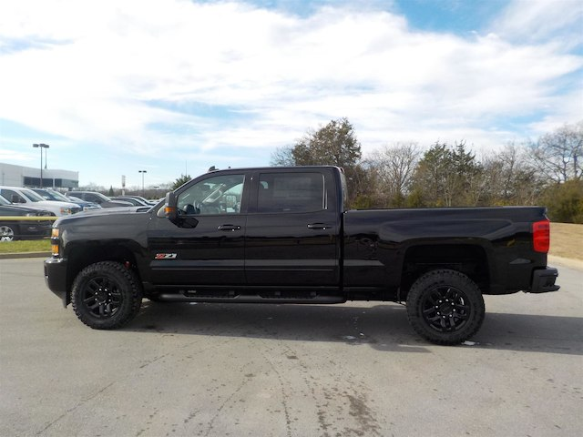 2019 Silverado 2500 Crew Cab 4x4,  Pickup #19T120 - photo 5