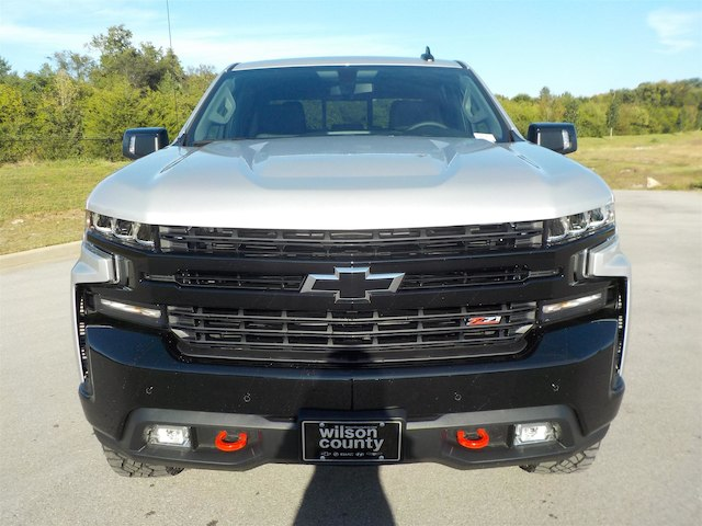 2019 Silverado 1500 Crew Cab 4x4,  Pickup #19T121 - photo 3