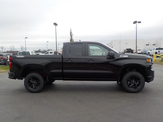 2019 Silverado 1500 Double Cab 4x4,  Pickup #19T158 - photo 8