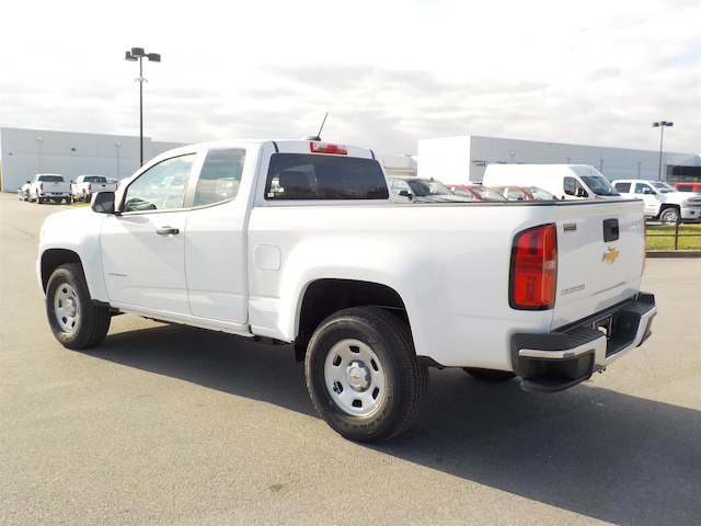 2019 Colorado Extended Cab 4x2,  Pickup #19T160 - photo 7