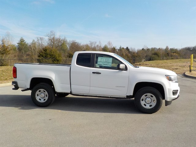 2019 Colorado Extended Cab 4x2,  Pickup #19T160 - photo 4