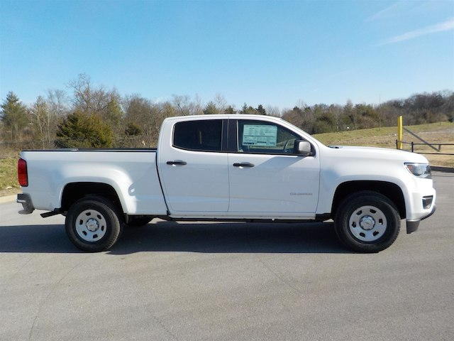 2019 Colorado Crew Cab 4x2,  Pickup #19T165 - photo 8
