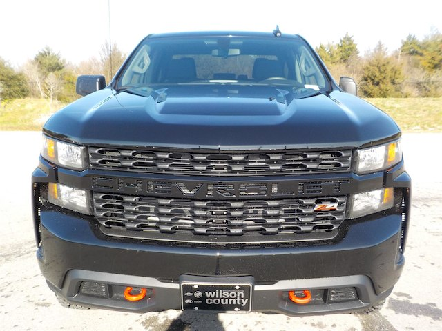 2019 Silverado 1500 Double Cab 4x4,  Pickup #19T205 - photo 3