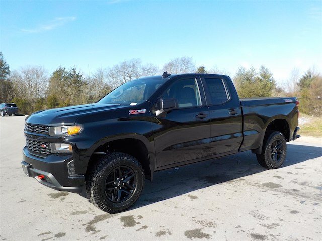 2019 Silverado 1500 Double Cab 4x4,  Pickup #19T205 - photo 4