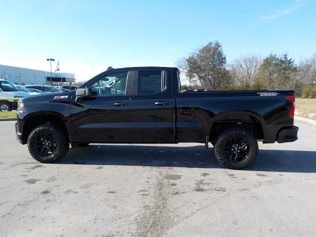2019 Silverado 1500 Double Cab 4x4,  Pickup #19T205 - photo 5