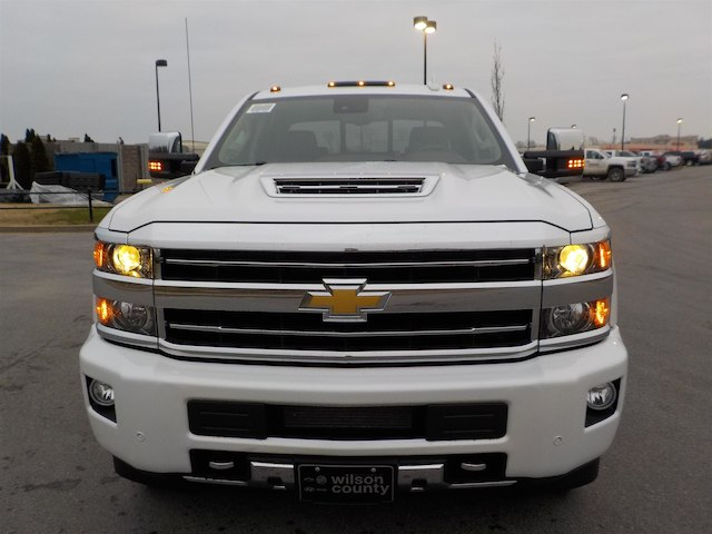 2019 Silverado 3500 Crew Cab 4x4,  Pickup #19T214 - photo 3