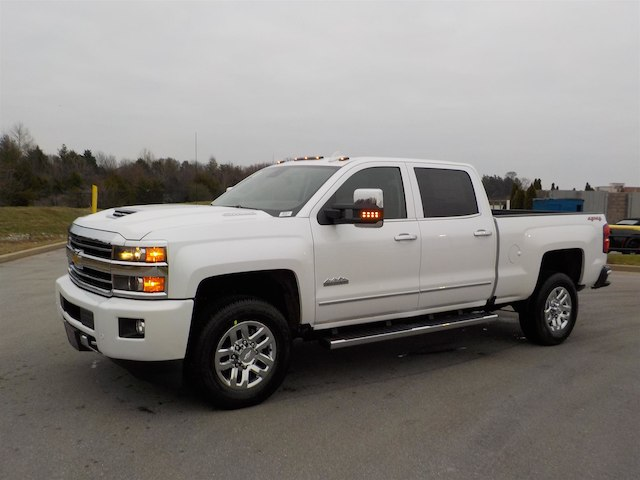 2019 Silverado 3500 Crew Cab 4x4,  Pickup #19T214 - photo 4