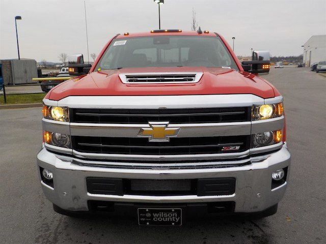 2019 Silverado 3500 Crew Cab 4x4,  Pickup #19T217 - photo 3