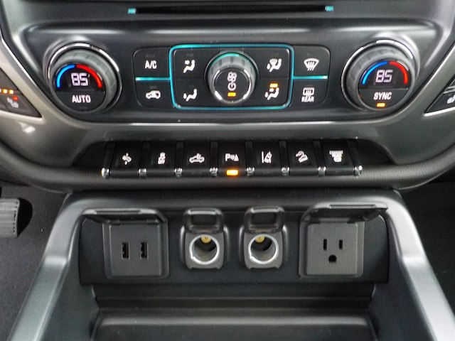 2019 Silverado 3500 Crew Cab 4x4,  Pickup #19T217 - photo 22